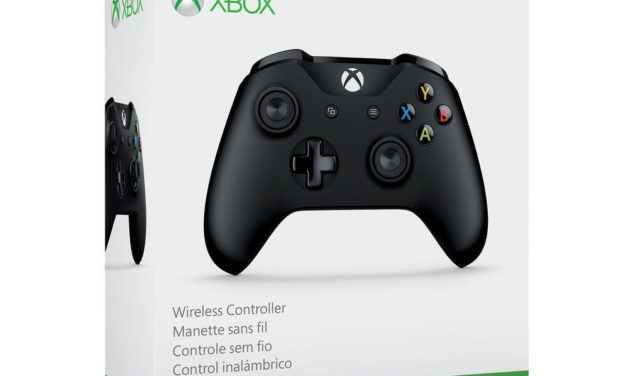 37€ Xbox Wireless Controller (schwarz)