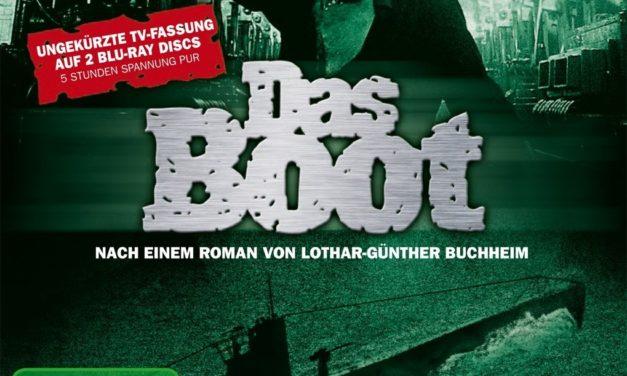 6,97€ Das Boot – TV-Fassung/Ungekürzte Fassung [Blu-ray]