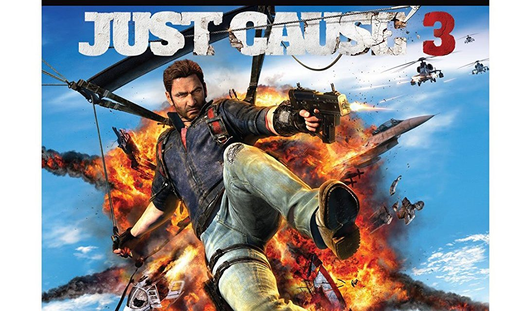 6€ Just Cause 3 [Xbox One – Download Code]