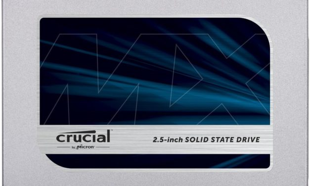 98,96€ Crucial MX500 CT500MX500SSD1(Z) 500GB Internes SSD (3D NAND, SATA, 2,5 Zoll)