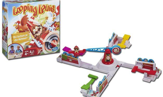 15,99€ Hasbro Spiele 15692398 – Looping Louie