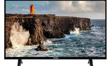 222€ Telefunken XF39D101 99 cm (39 Zoll) Fernseher (Full HD, Triple Tuner) [Energieklasse A+]