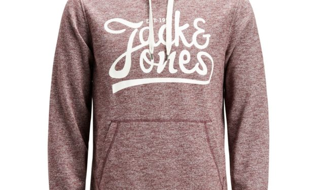 14,99€ JACK & JONES Herren Kapuzenpullover Jorpanther Sweat Hood Noos