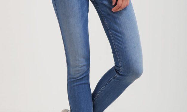 29,90€ Lee Damen Skinny Jeans Scarlett Cropped