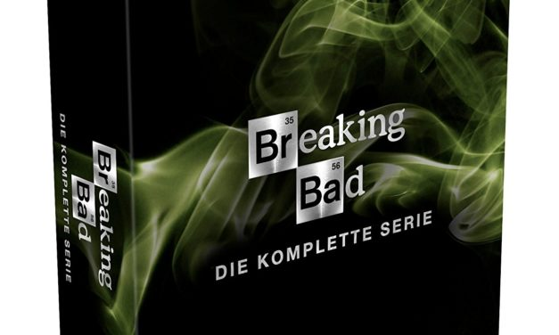 44€ Breaking Bad – Die komplette Serie [Blu-ray]