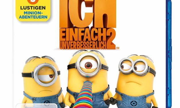 8€ Ich – Einfach unverbesserlich 2 [ + Blu-Ray 2D] [Blu-ray 3D]