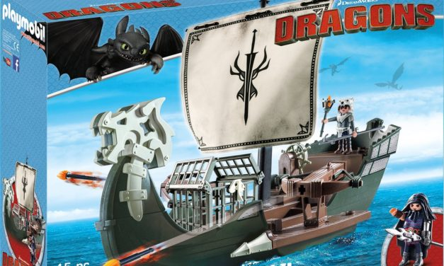 22,99€ PLAYMOBIL 9244 – Dragos Schiff