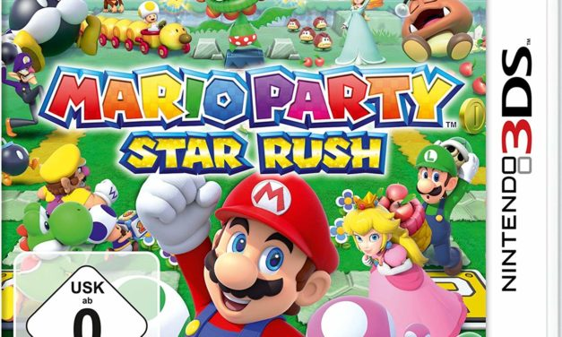 16€ Mario Party: Star Rush [3DS]