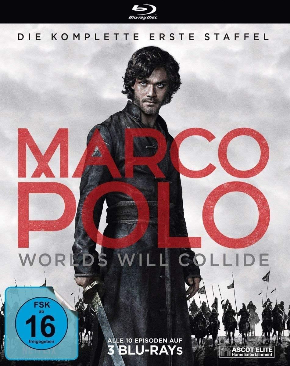 12€ Marco Polo: Die komplette erste Staffel (Blu-ray)