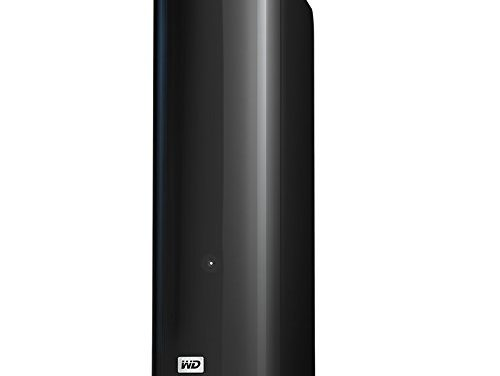 89,99€ Western Digital 4TB Elements Desktop externe Festplatte USB3.0
