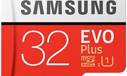 9€ Samsung EVO Plus Micro SDHC 32GB bis zu 95MB/s, Class 10 U1 Speicherkarte (inkl. SD Adapter)