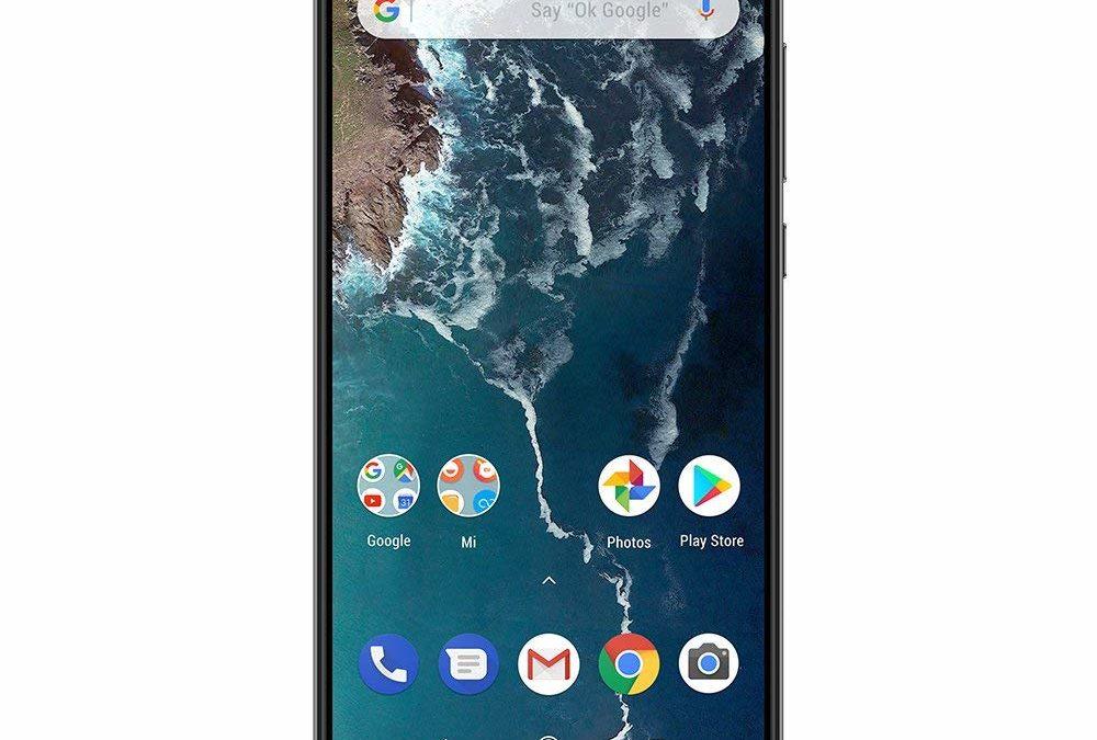 195,89€ Xiaomi MI A2 4/64GB Dual-SIM Black EU