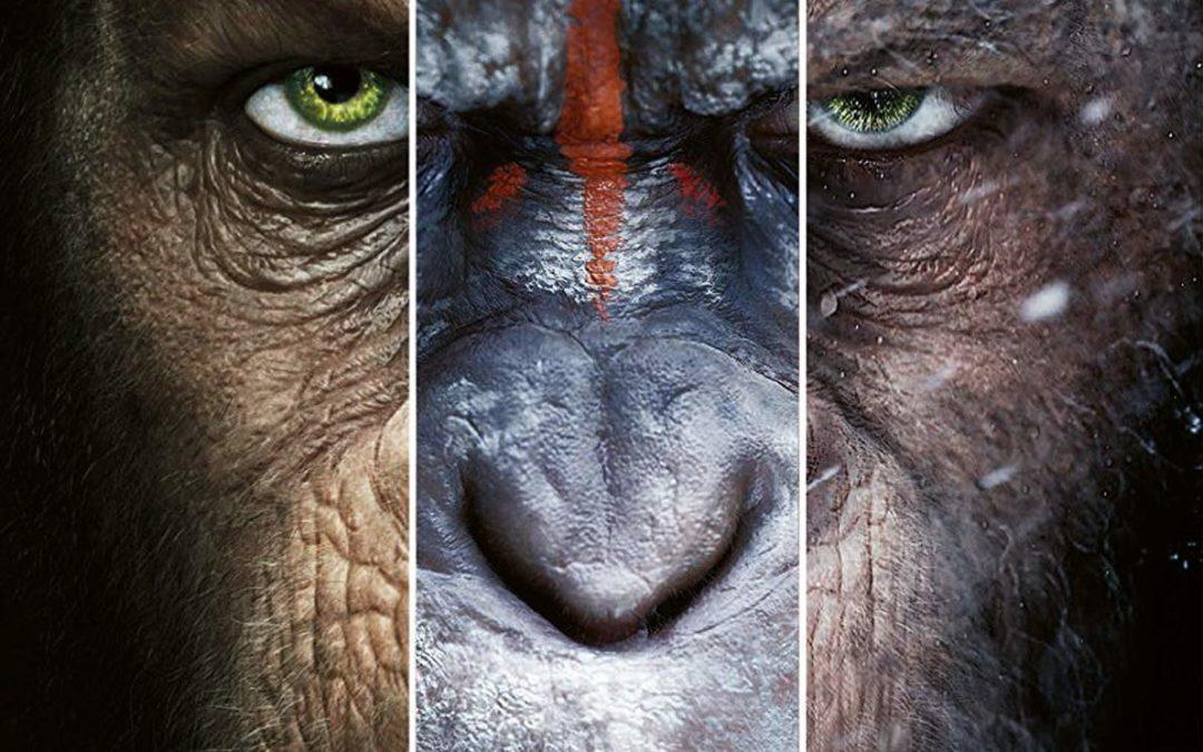 28,82€ Planet der Affen Trilogie UHD 4K Bluray Alle mit deutschem Ton Prevolution / Revolution / Survival