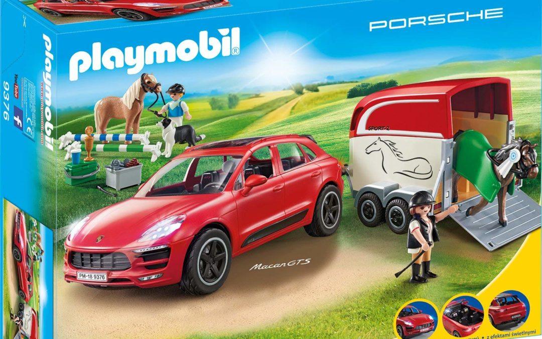 31,99€ Playmobil 9376 – Porsche Macan GTS Spiel