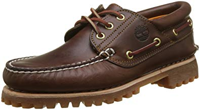 99,99€ Timberland Herren 3 Eye Classic Lug Outsole (Wide Fit) Bootsschuhe