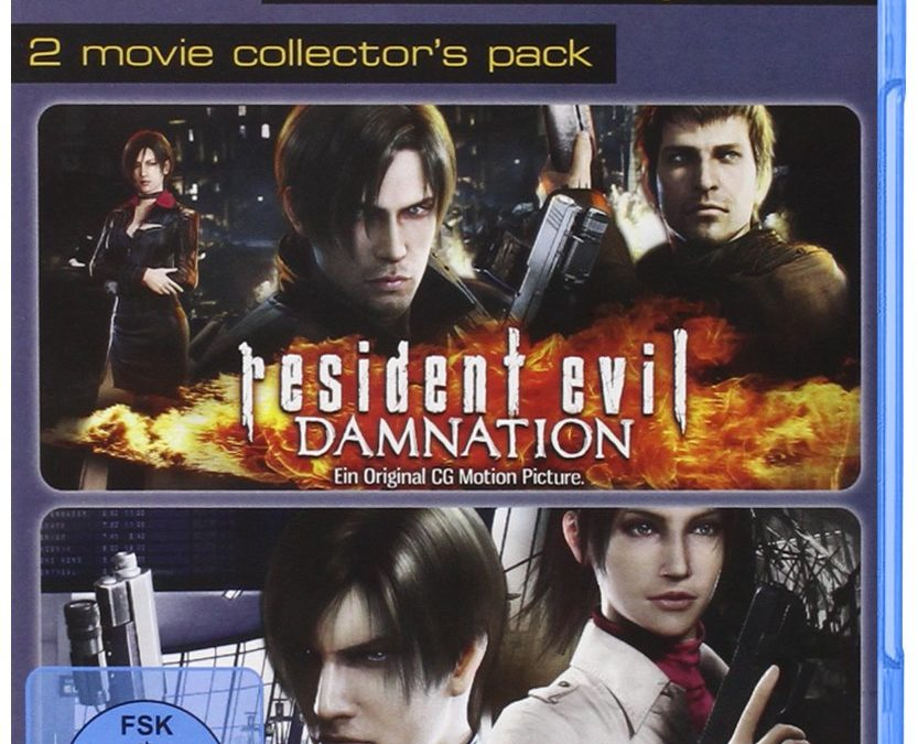 7,99€ Resident Evil: Degeneration/Resident Evil: Damnation – Best of Hollywood