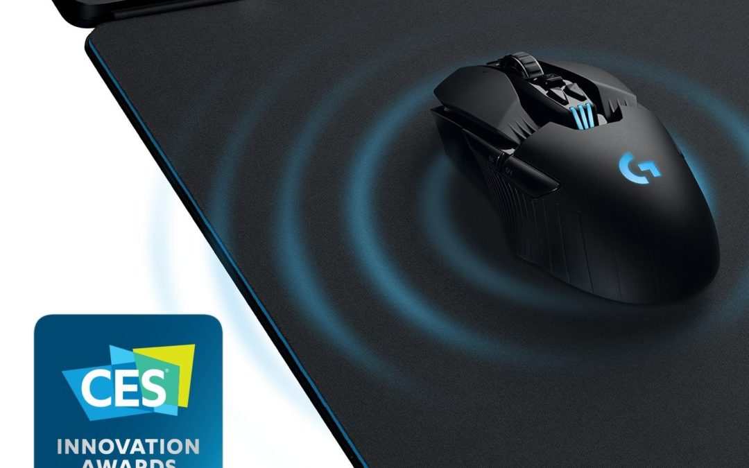79€ Logitech Powerplay Wireless Charging Gaming Mouse Pad