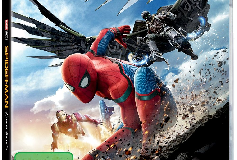 8,99€ 3D Blu-ray Spider-Man Homecoming