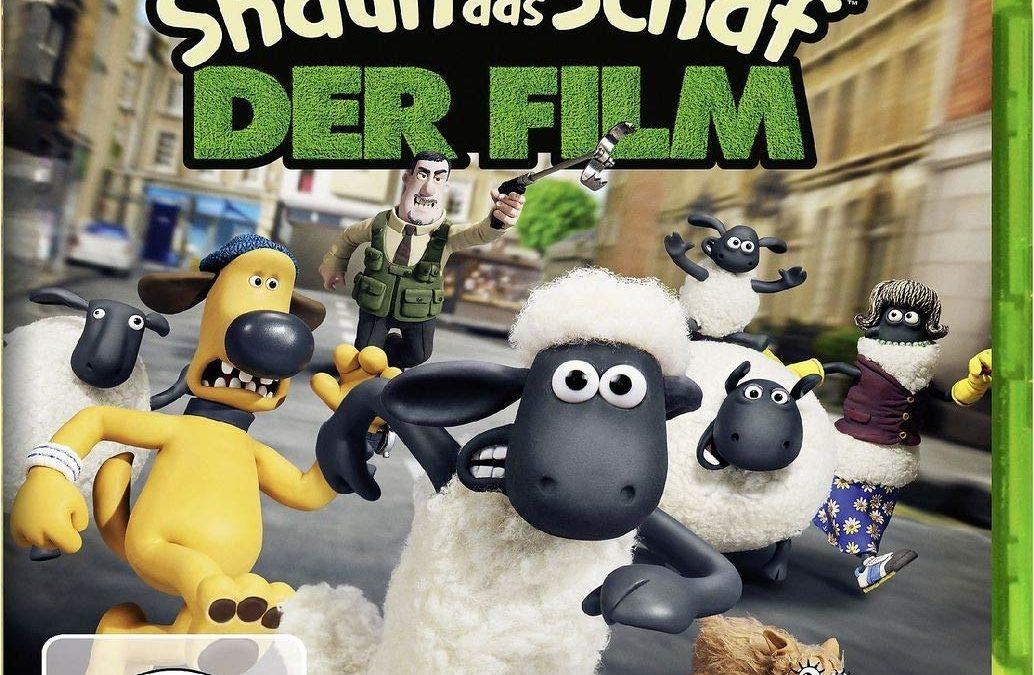 4,99€ Shaun das Schaf – Der Film Blu-ray