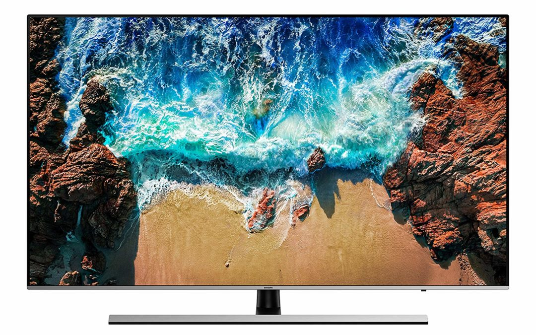 999€ Samsung NU8009 163 cm (65 Zoll) LED Fernseher (Ultra HD, Twin Tuner, HDR Extreme, Smart TV)
