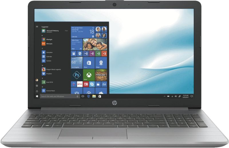 318€ HP 255 G7 – 15,6 FHD Notebook (Ryzen 3 2200U, 8GB RAM, 256GB SSD, TN, FreeDOS, Vega 3)