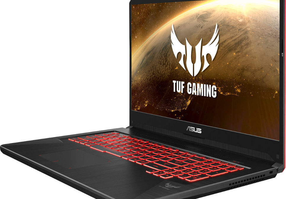 999€ Asus FX705GM-EW116 17,3″ Gaming Notebook (FHD IPS-Display, 60Hz, i7-8750H, GTX 1060 6GB, 8GB RAM, 512GB PCIe SSD, Bluetooth 5.0, WLAN ac)