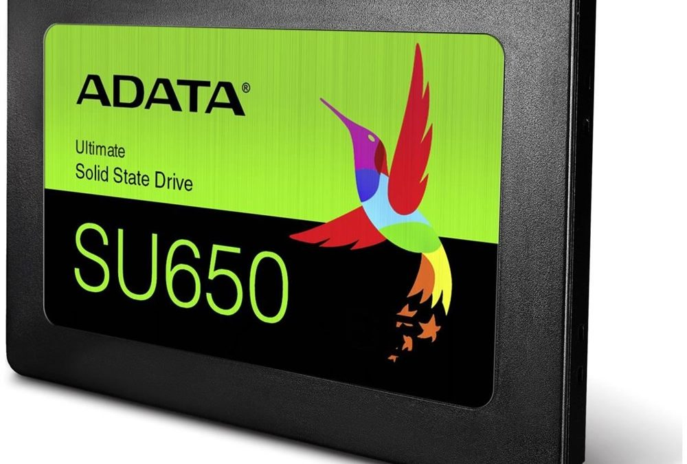 99,99€ ADATA Ultimate SU650 SSD 960GB