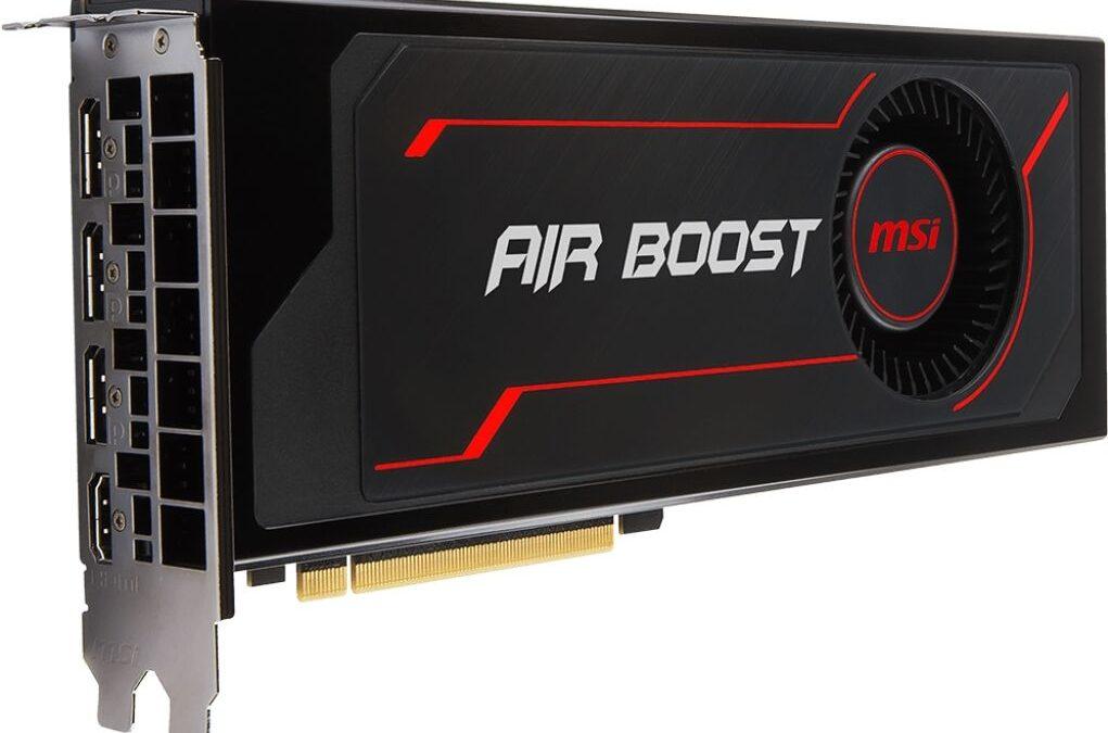 249€ MSI Radeon RX Vega 56 Air Boost 8G Grafikkarte – HDMI/3x DisplayPort