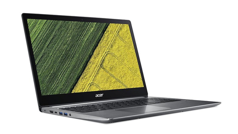529€ Acer Swift 3 Ultra Thin SF315-41-R9R4 15,6″ Full HD IPS, AMD Ryzen 5 2500U, 8GB RAM