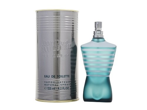 35€ Jean Paul Gaultier Le Male homme/men, Eau de Toilette, Vaporisateur/Spray, 125 ml