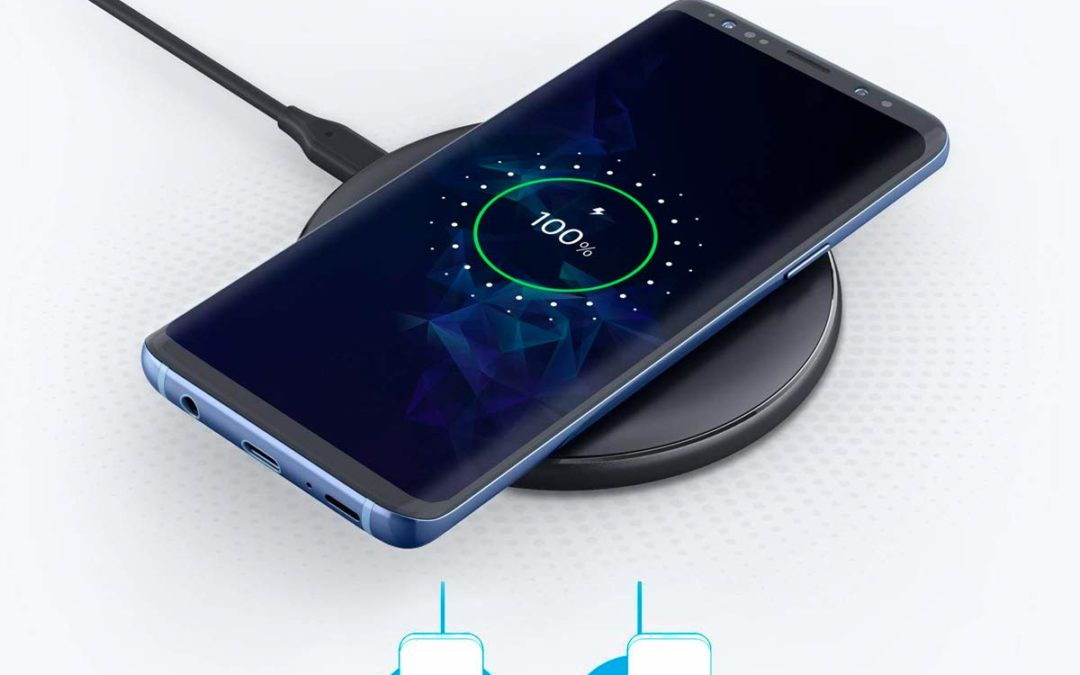 11,99€ Anker PowerWave Wireless Charger Ladepad
