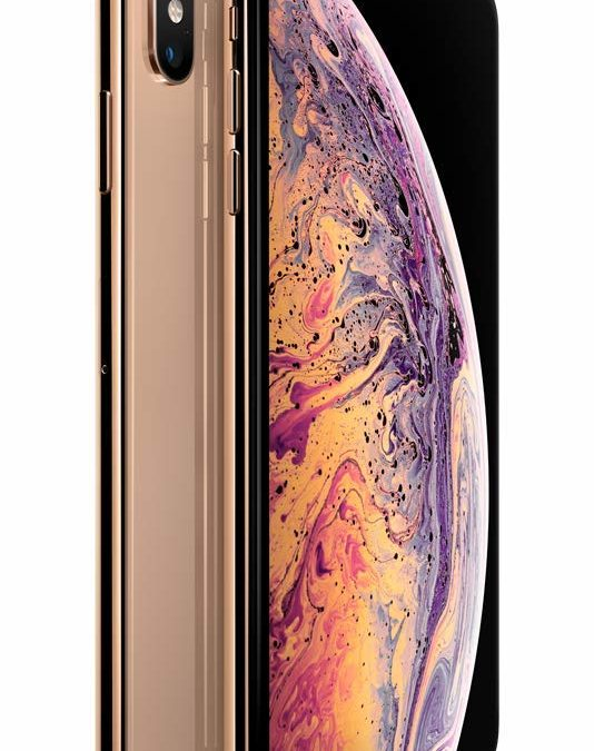 899,95€ iPhone XS Max 64GB Gold