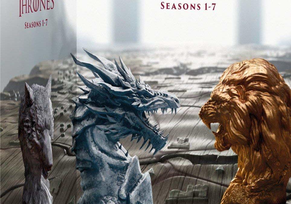 99€ Game of Thrones: Die kompletten Staffeln 1-7