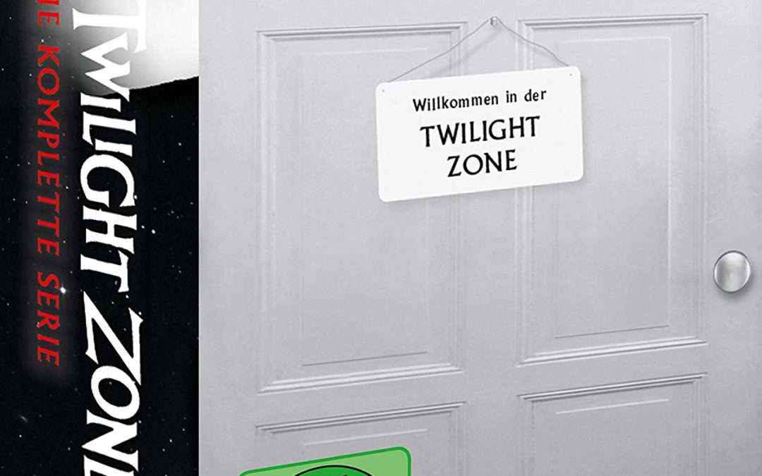49€ The Twilight Zone – Die komplette Serie