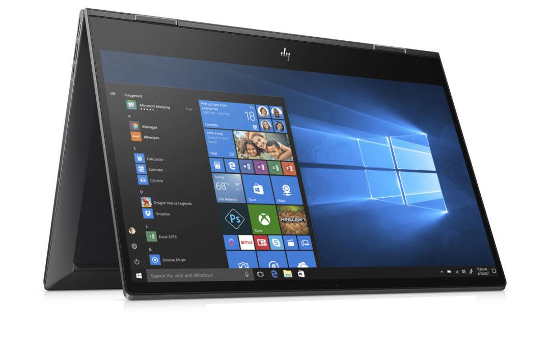 660,30€ HP Envy 15 x360 15-ds0005ng Convertible: 15,6″ FHD IPS Touch, Ryzen 7 3700U, Vega 10, 8GB RAM, 512 GB NVMe SSD