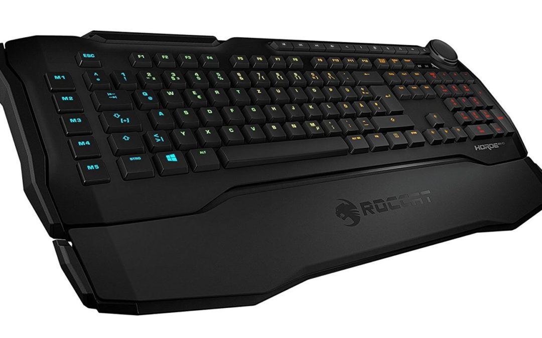 49,99€ Roccat Horde AIMO, Tastatur