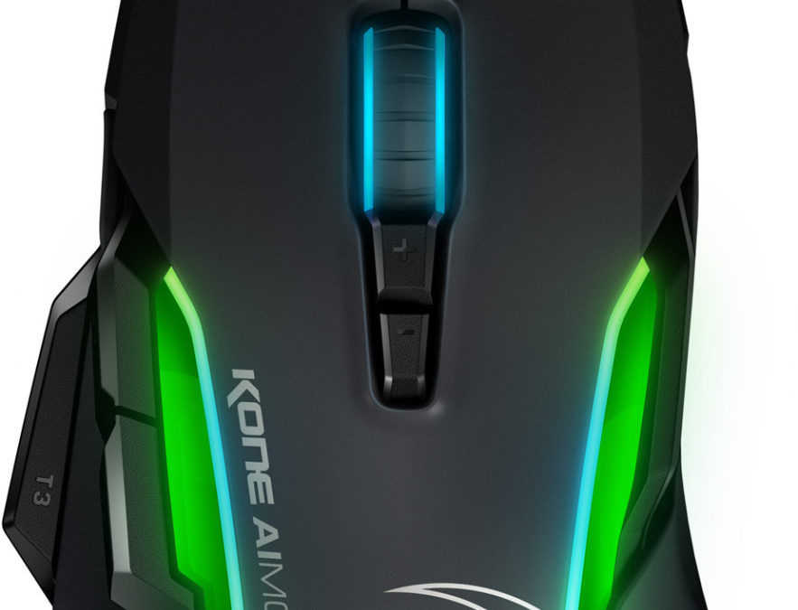 49,99€ Roccat Kone AIMO Gaming Maus