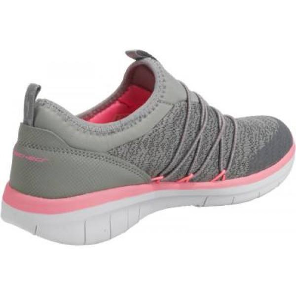 24,99€ Skechers Damen Synergy 2.0 – Simply Chic Slip On Sneaker