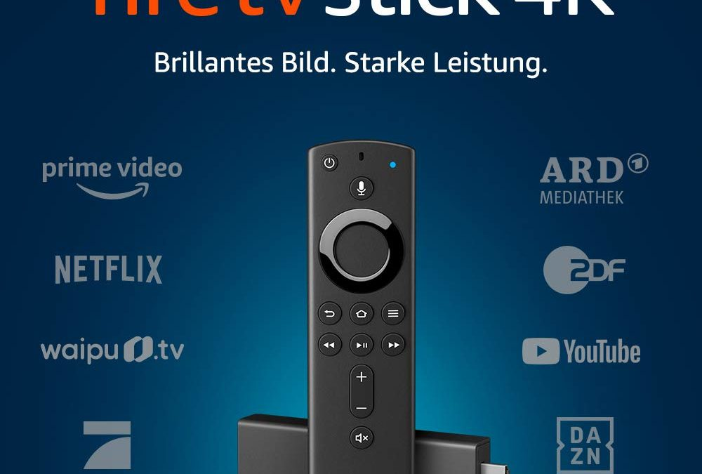 29,99€ Fire TV Stick 4K Ultra HD