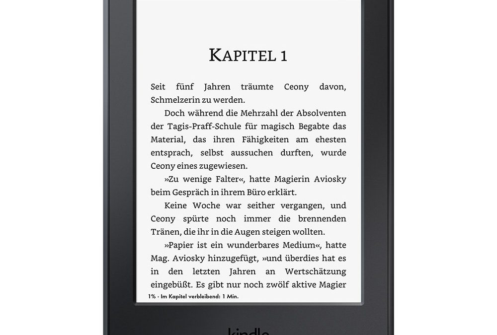 59,99€ Nur Prime! Kindle Paperwhite (Vorgängermodell – 7. Generation), zertifiziert und generalüberholt