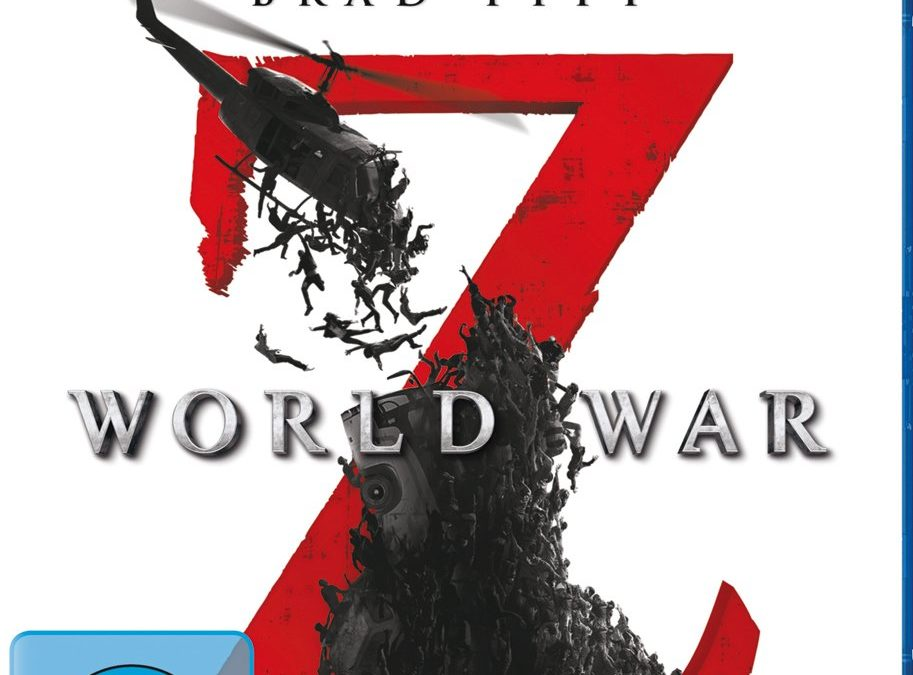 Beendet – 6,57€ World War Z – Extended Action Cut 3D (Blu-ray 3D + Blu-ray + DVD)