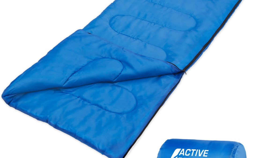 13,97€ Active Era Premium Schlafsack für Indoor / Outdoor Camping