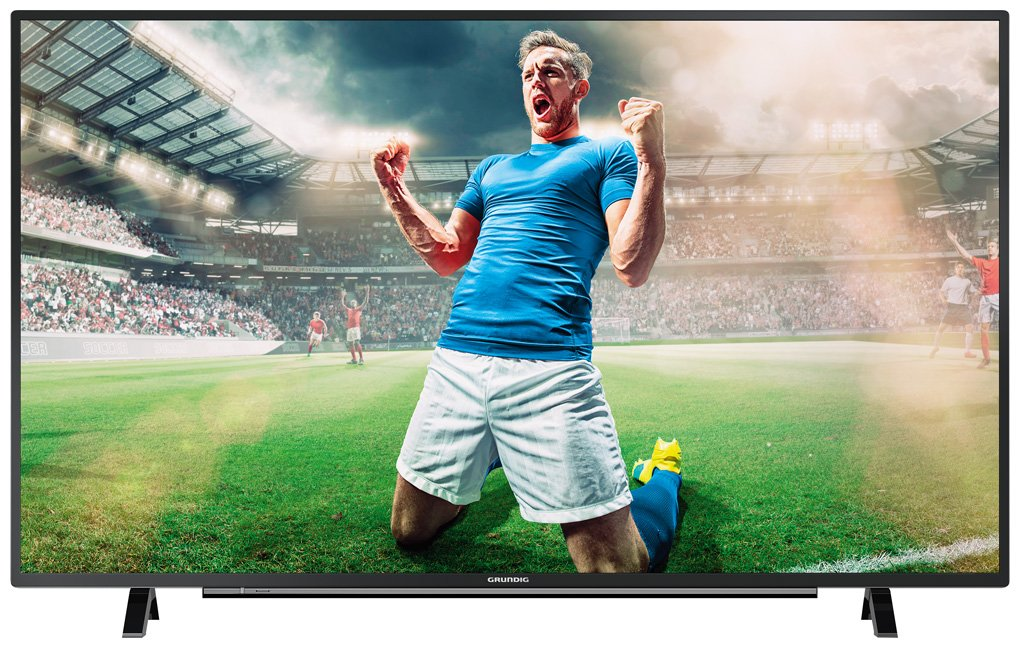469,99€ Grundig 65VLX6100 BP 164 cm (65 Zoll) LED-Backlight Fernseher (Ultra HD, Triple Tuner (DVB-T2 HD/C/S2), Smart TV)
