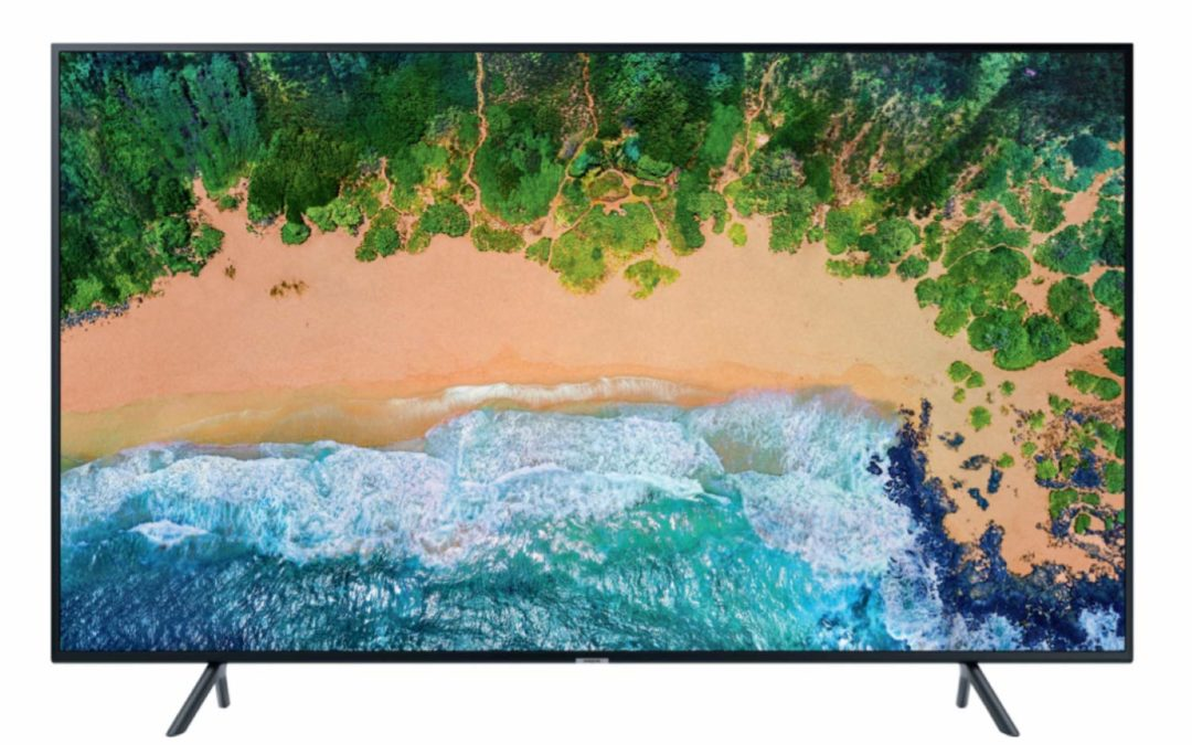 289,99€ Samsung NU7189 101 cm (40 Zoll) LED Fernseher (Ultra HD, HDR, Triple Tuner, Smart TV)