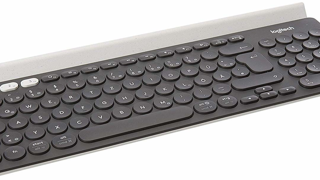 54,99€ Logitech K780 Multi-Device Wireless Keyboard