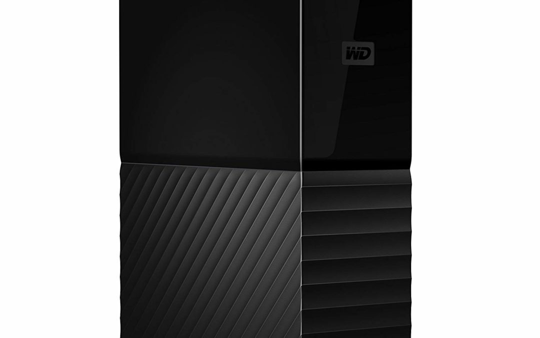179€ WD My Book Desktop 10 TB