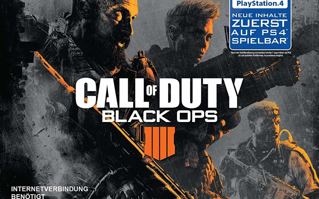 29€ Call of Duty: Black Ops 4 – Pro Edition (PS4 & Xbox One)