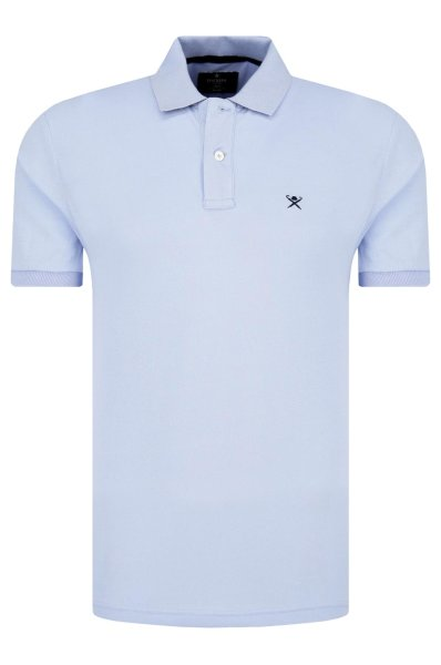 37,66€ Hackett London Herren Slim Fit Logo Poloshirt